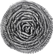 Scourer – Stainless Steel