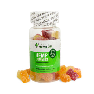 """Sweet Tooth"" CBD Gummies"