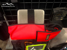 Load image into Gallery viewer, Headrest Fire Extinguisher Pouch by Overland Gear Guy - Car Fire Extinguisher Holder