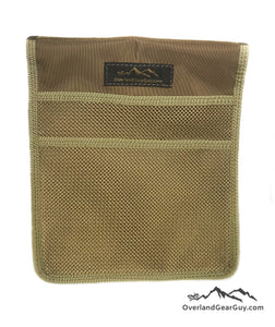 Roof Top Tent Tan Storage Bag by Overland Gear Guy