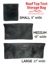 Load image into Gallery viewer, Roof Top Tent Storage Bag by Overland Gear Guy