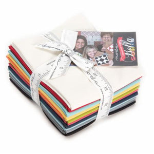 Bella Solids Fat Quarter Bundle Sweetwater Selects