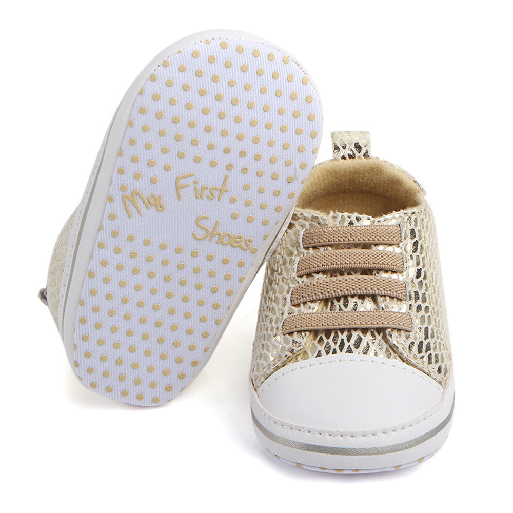 Sneakers Baby Girls Shoes (5 colors)