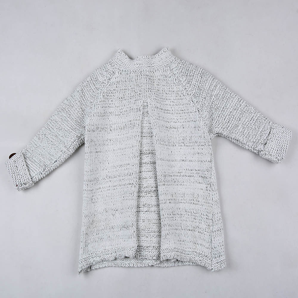 Knitted Stylish Girls Jacket