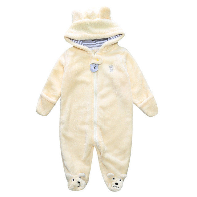 Bear Winter Unisex Bodysuit (5 colors)