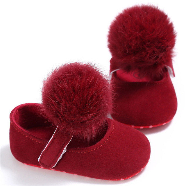 Stylish Baby Girls Shoes (5 colors)