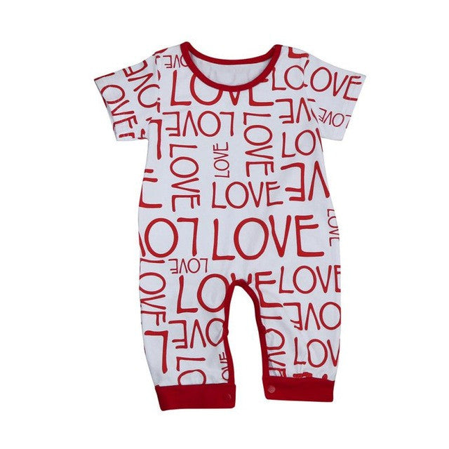 Love Baby Girls Bodysuit