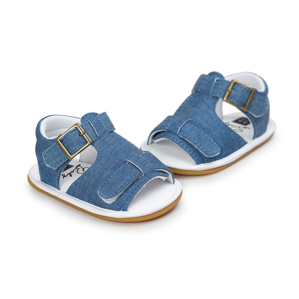 Jean Baby Boys Sandals