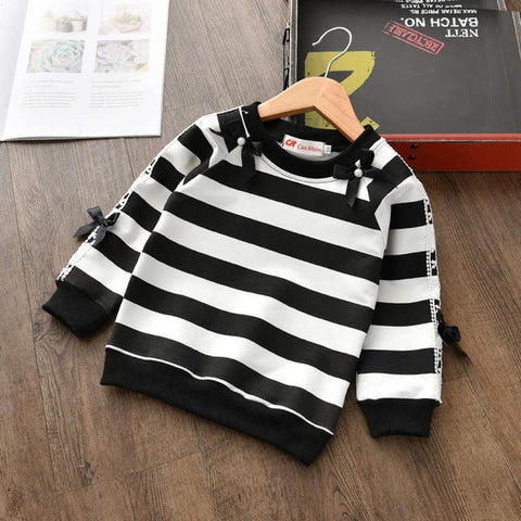 Girl Long-sleeve Top