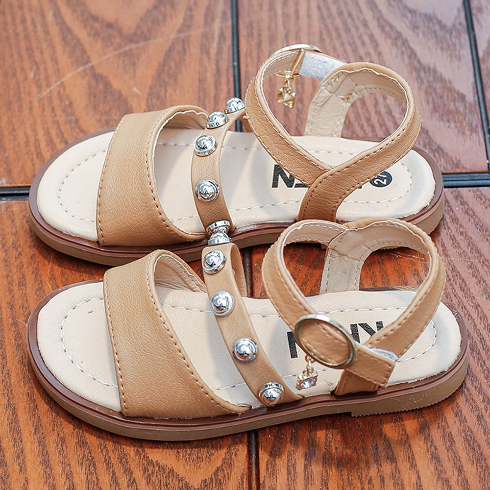 Summer Casual Girls Sandals (3 colors)