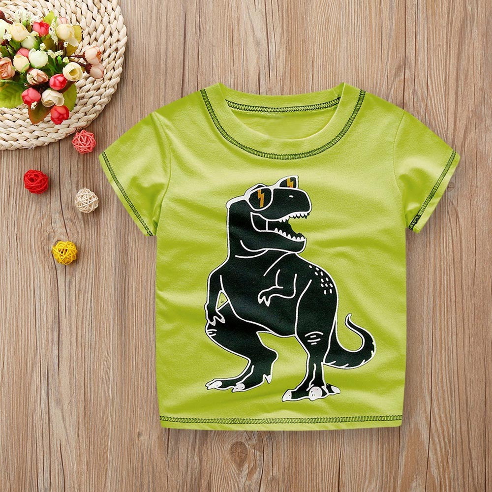 Boys T-shirt Dinosaur