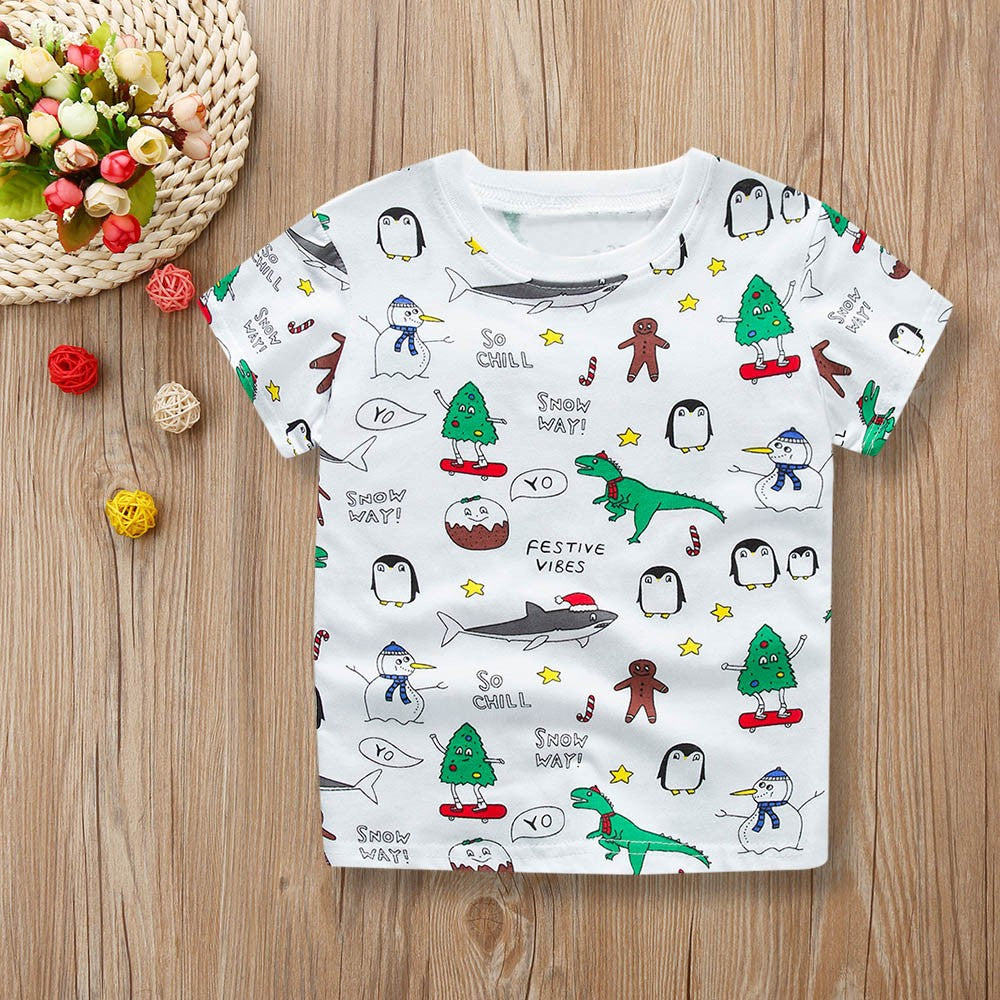 Boys T-shirt T-Rex