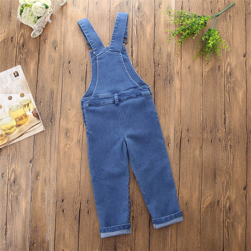 Jean Overall Unisex Outfit (2 Colors)