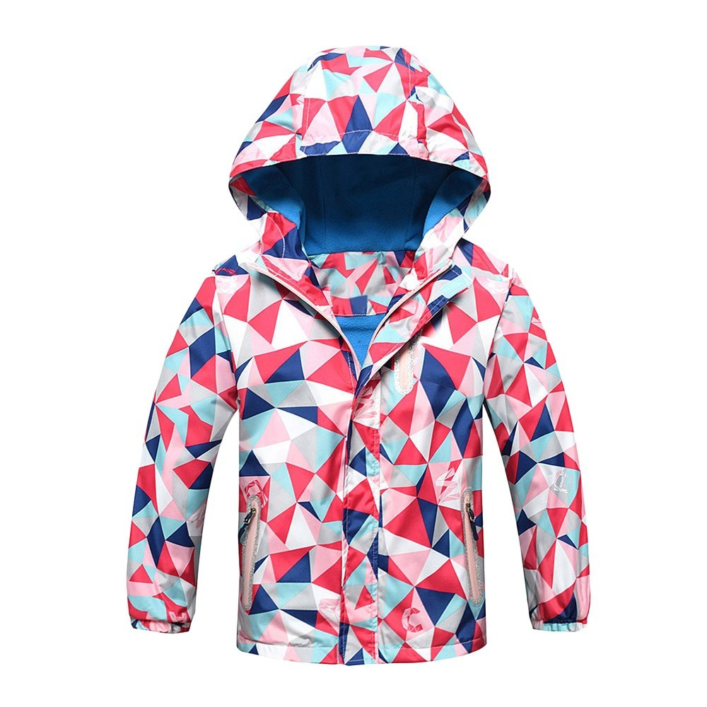 Waterproof Boys Jacket (2 colors)