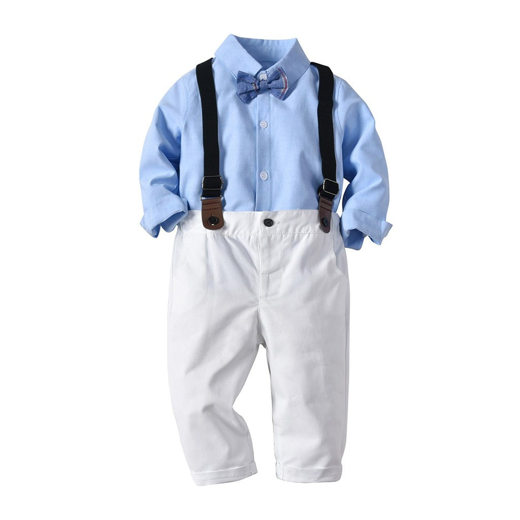 Bowtie Stylish Boys Outfit set
