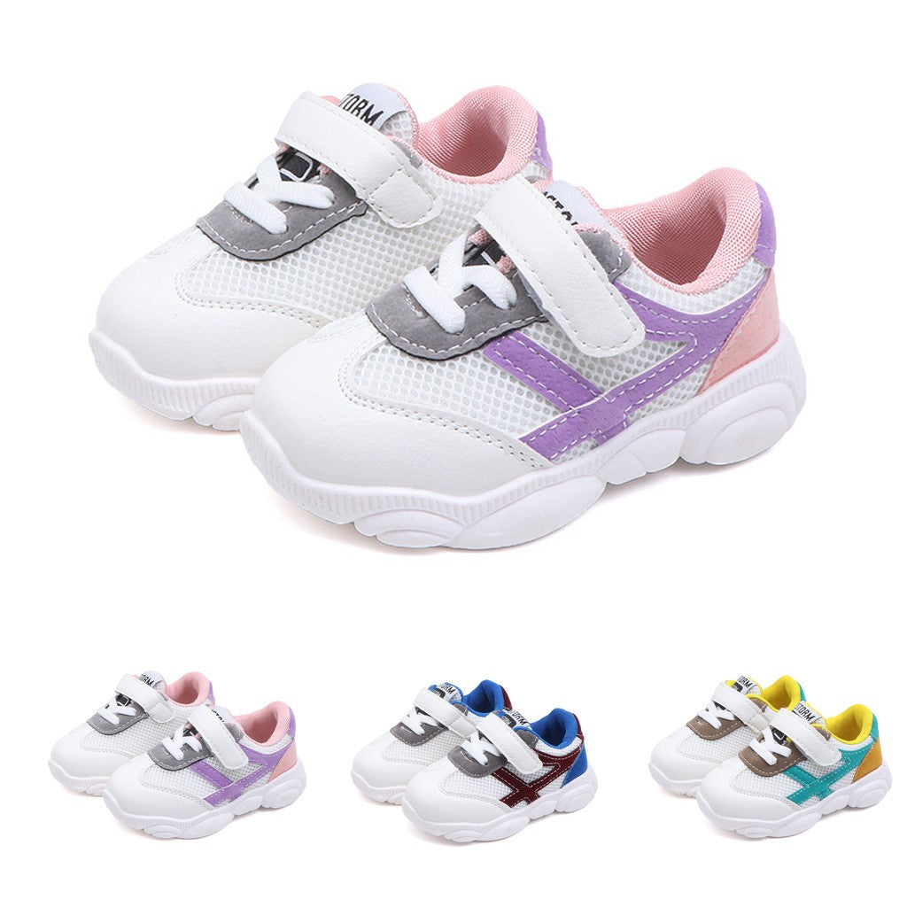 Running Girls Shoes (3 colors)