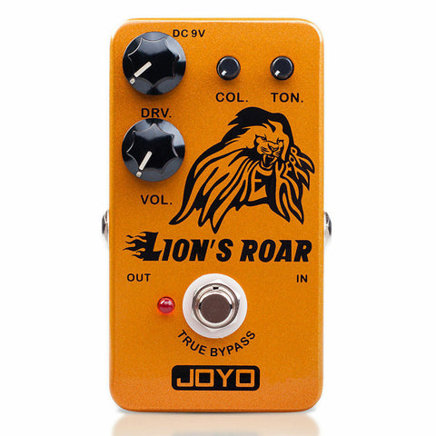 MK Lion's Roar Metal Overdrive