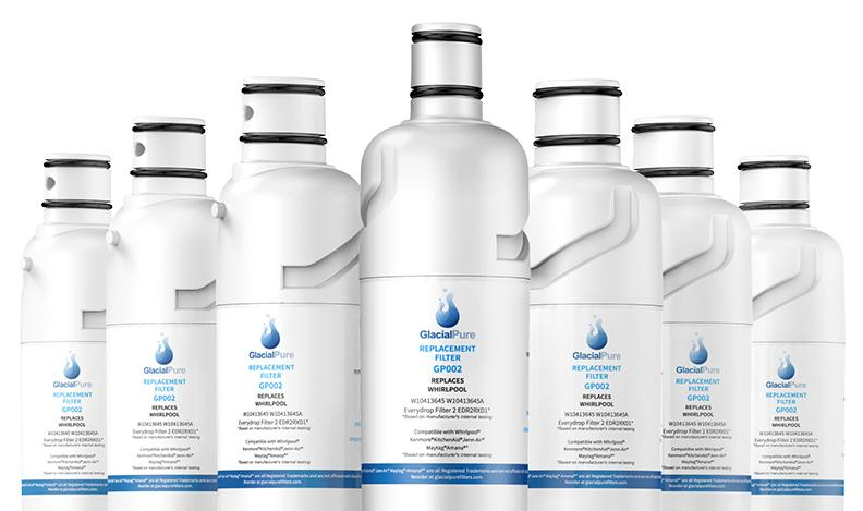 Glacial Pure water filters
