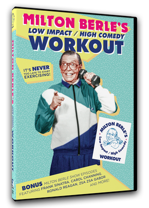 Milton Berle's Low Impact/High Comedy Workout - PLUS Bonus Milton Berle Show