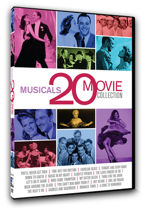20 Musicals Movie Collection