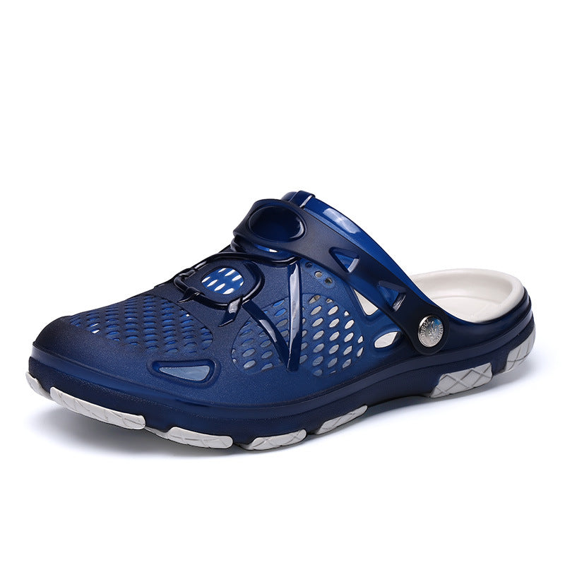 Summer PU Seaside Men's Sandals