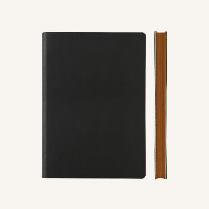 Daycraft Signature Grid Notebook – A5, Black