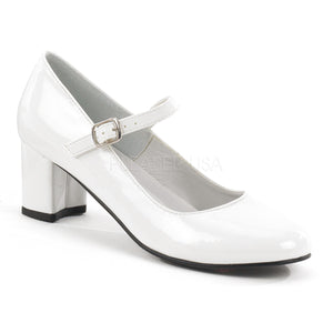 Mary Jane shoe with 2-inch heel Schoolgirl-50