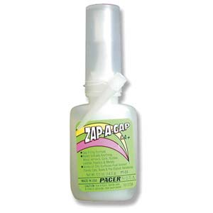 ZAP03 - Zap-A-Gap 1/2 Oz. Non Flammable | Pkg 1