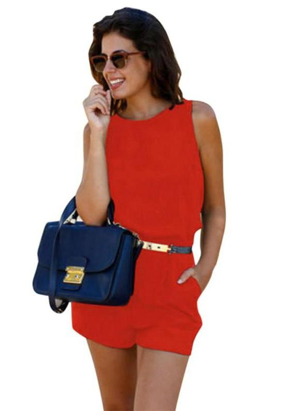 Mini Multi Color Choice Jumpsuit