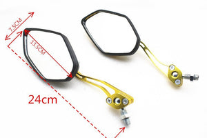 Universal Motorcycle Rear View Mirror - Accessories - TheGeekLeak.com