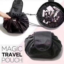 Load image into Gallery viewer, Designer  -Drawstring Cosmetic Bag For Fashion, Travel, & Makeup - Beauty - TheGeekLeak.com