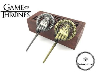 Game of Thrones Hand of the King Lapel -  - TheGeekLeak.com