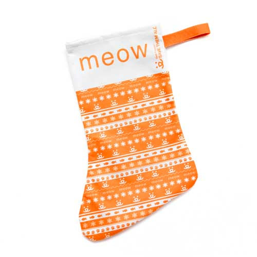Pet Stocking, Meow