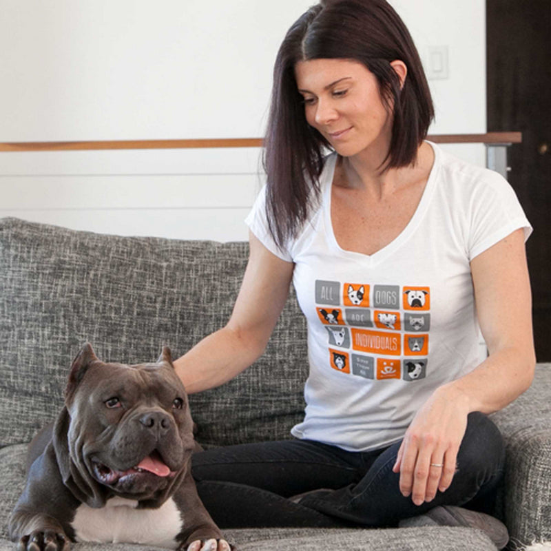 All Dogs T-shirt, Women's