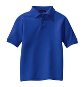 Youth Silk Touch Polo Shirt