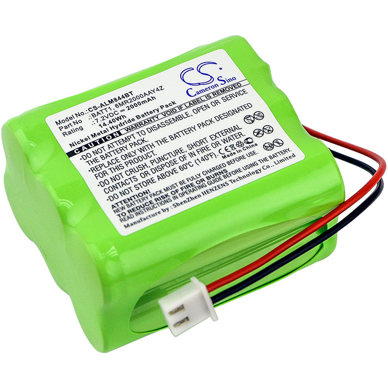 Battery for 2GIG Go Control panels