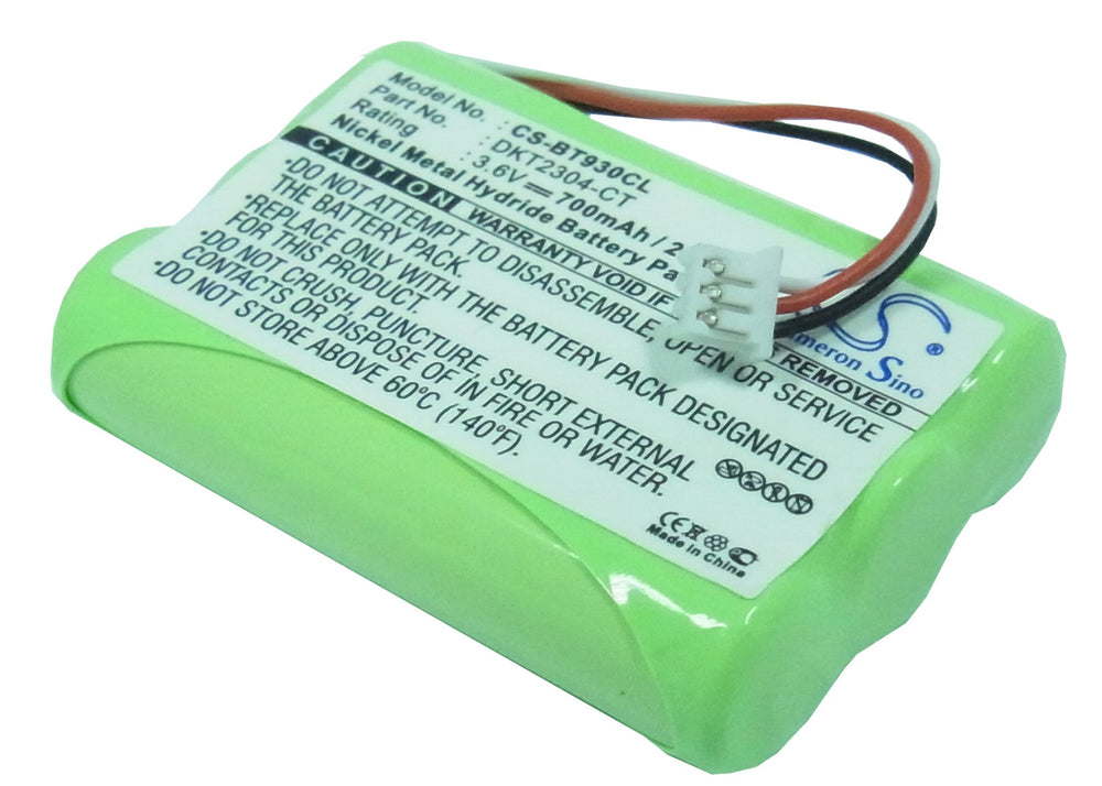 Battery for Casio MA-240, MH-200