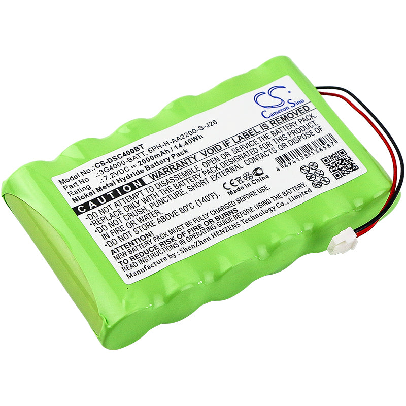 Battery for DSC 3G4000 Cellular Communicator