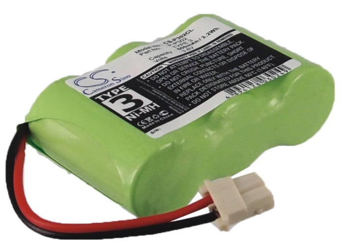 Battery for Casio PMG3345