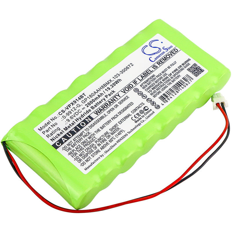 Battery for Visonic Powermax Pro