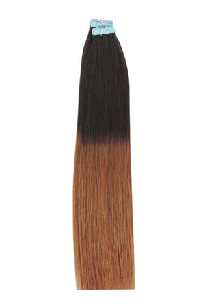 16 Inch Tape in Remy Human Hair Extensions Ombre #T4/30