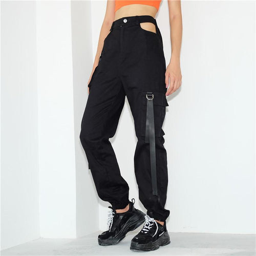 Sexy Casual Beam Foot Pants