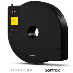 Z-PLA for Zortrax Inventure - Yellow