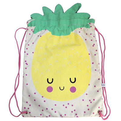Hi Kawaii Pineapple Back Pack - House of Disaster