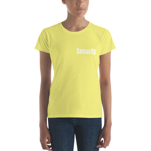 Security T-shirt Women