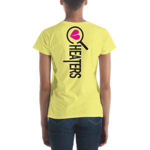 Cheaters Original T-shirt Women