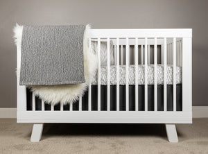 Tiny Twig Crib Bedding Set - Modern Crib Bedding