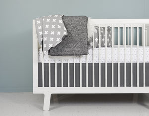 XX Crib Bedding Set - Modern Crib Bedding