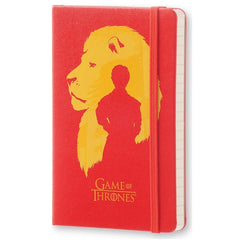 Cuaderno Game of Thrones de Rayas - Pocket