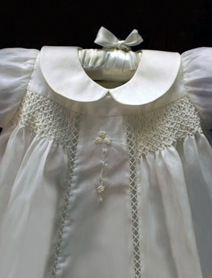 Romance Christening Gown